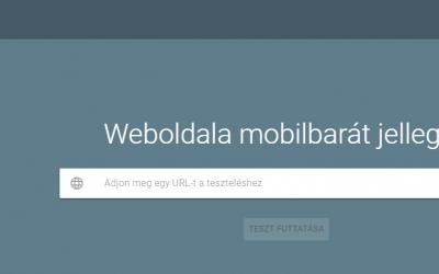 Mobilbarát a weboldalad? – SEO elemzés 2.