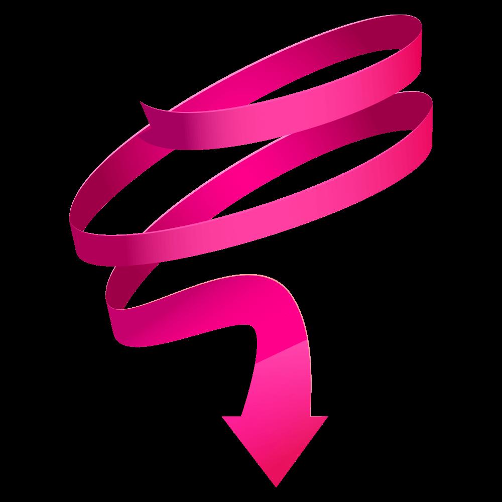 rózsastín nyíl